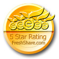 CentriQS: 5 Star by FreshShare